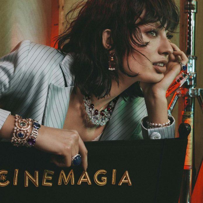 Bulgari's Cinemagia high jewellery collection