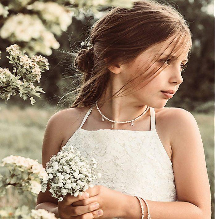 ChloBo pearl bridal jewellery