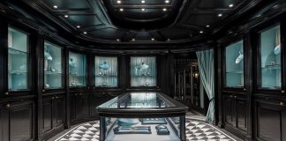 Gucci Launches High End Jewellery Boutique