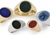 London jeweller Signet Ring