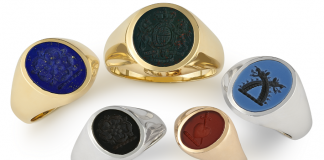 London jeweller Signet Ring