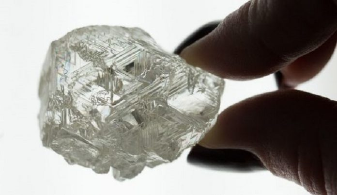 Over 2000 polished diamonds have been selected under ALROSA's PJSC program