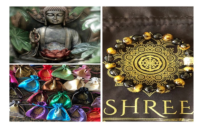 Wellbeing brand Shree Jewellery