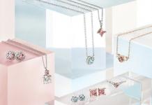 De Beers' lab-grown diamond jewellery
