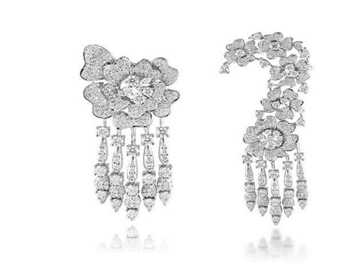 Diamond Earring of the year - Retail Jewellers India Awards