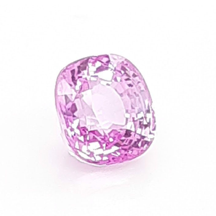 Ruby cushion 17.14ct unheated from Burma