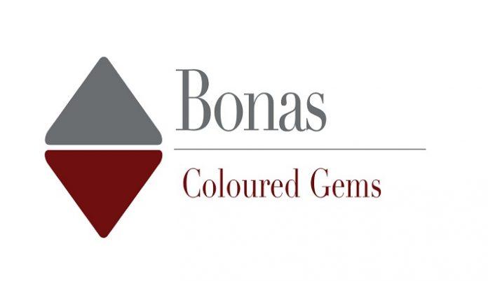 Logo bonas coloured gems