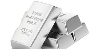 Q2 Platinum Jewelry Demand Falls