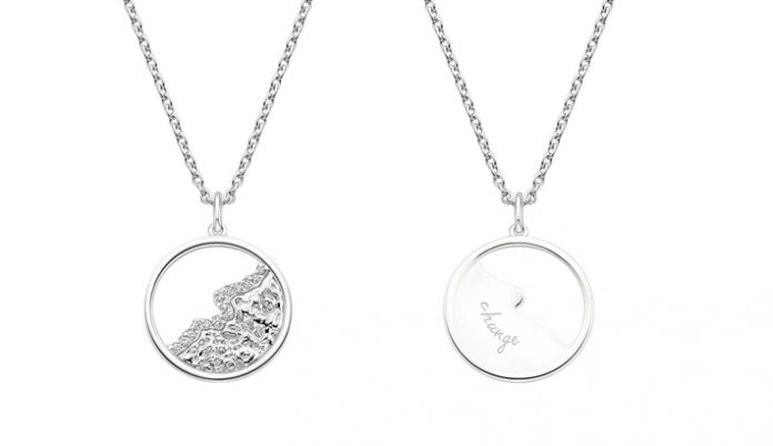 Brilliant Earth announces diamond pendant in support of Rainforest Alliance (2)
