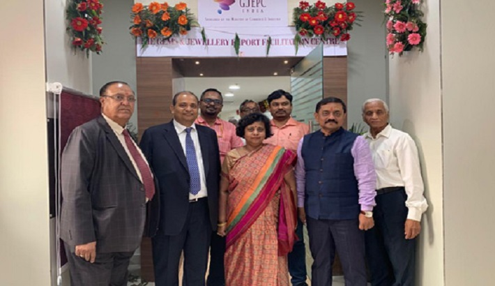 GJEPC Opens First Ever Gem and Jewellery Export Facilitation Centre in Delhi