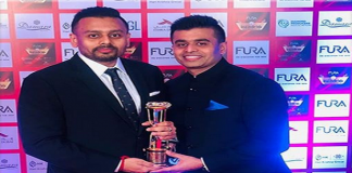 Ketan Chokshi and Jatin Chokshi - Retail Jeweller India Awards