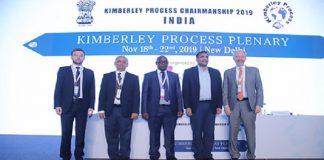 Kimberley Process Plenary Meeting Inaugurated In New Delhi