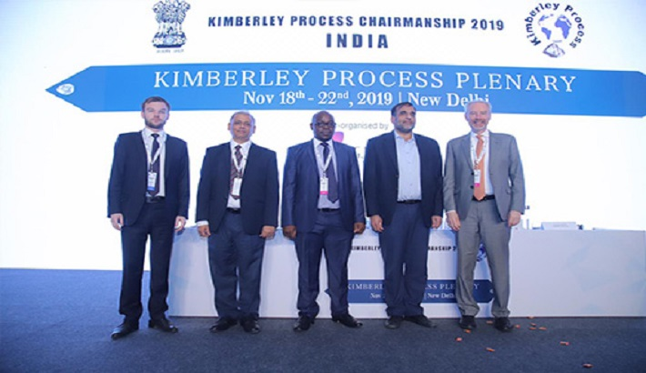 Kimberley Process Plenary Meeting Inaugurated In New Delhi