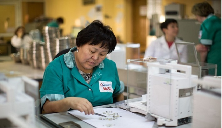 Mirny, Sakha Republic, Russia