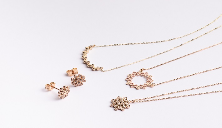 Unique & Co launches rose gold fine jewellery offer