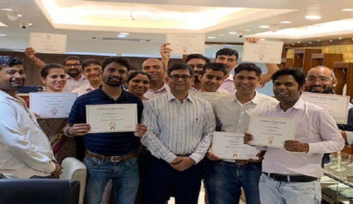 IGI takes the Retail Support Program to Ranchi