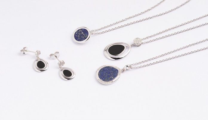Unique & Co has expanded its product offer to include designs adorned with semi-precious stones.