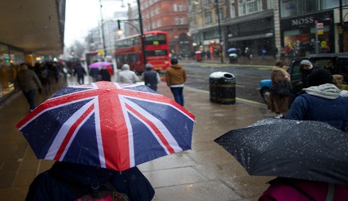 BRITAIN-ECONOMY-RETAIL-DISTRESS