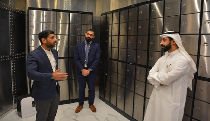 DMCC Opens Luxury Vault and Safe Deposit Facility at Almas Tower