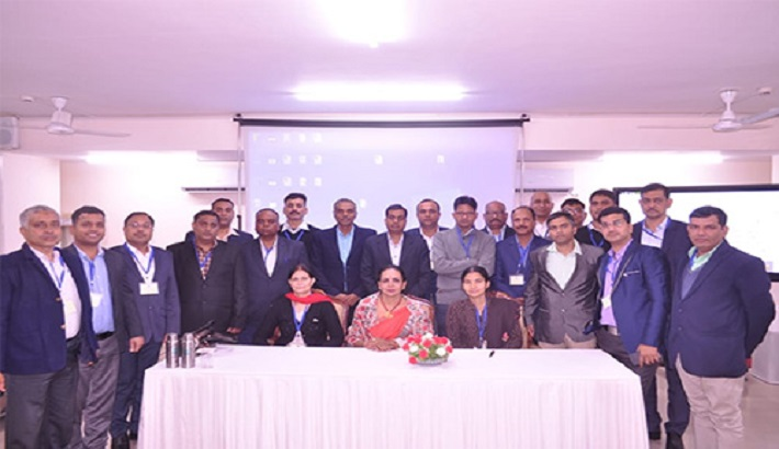 GJEPC and GTL Host Training Session for Customs Officials at Jaipur