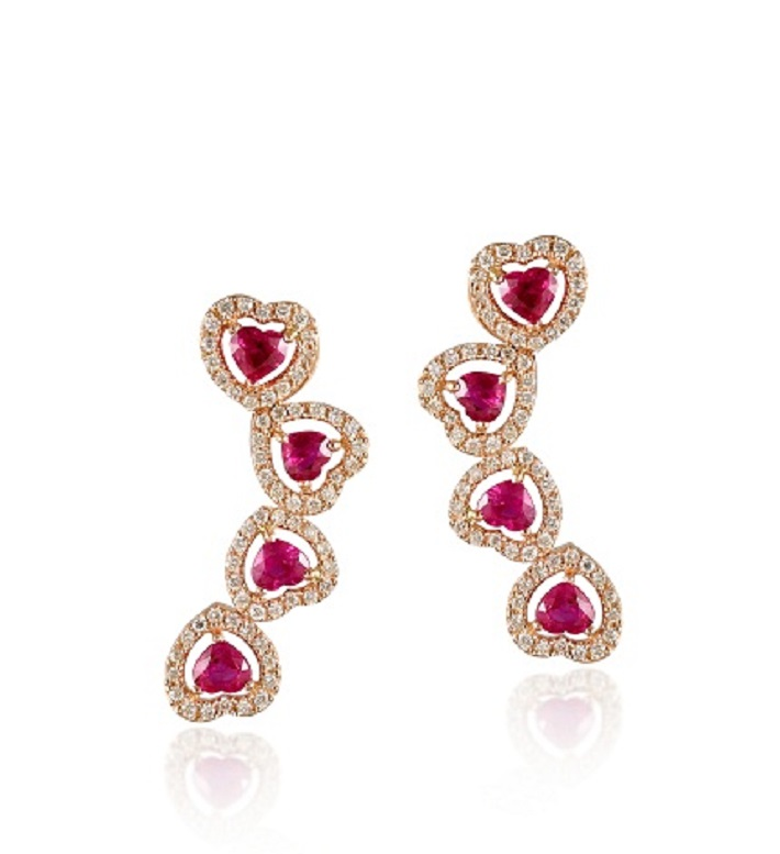 Hazoorilal Legacy launches Valentine's Day collection