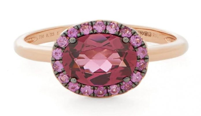 January birthstone garnet jewellery for those celebrating a birthday this month