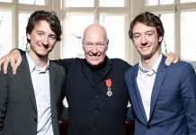 Jean-Claude Biver receives France's Legion of Honour