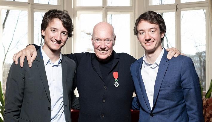 Jean-Claude Biver receives France's Legion of Honour