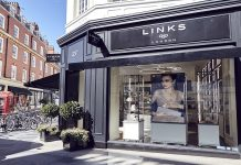 Links of London will disappear from the British high street tomorrow
