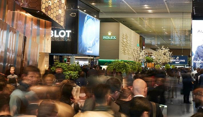 Dolce&Gabbana Group makes its debut at Baselworld