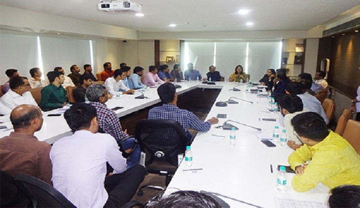 GJEPC Hosts Trade Meeting to Resolve Issue of ITC Accumulation Under GST Regime