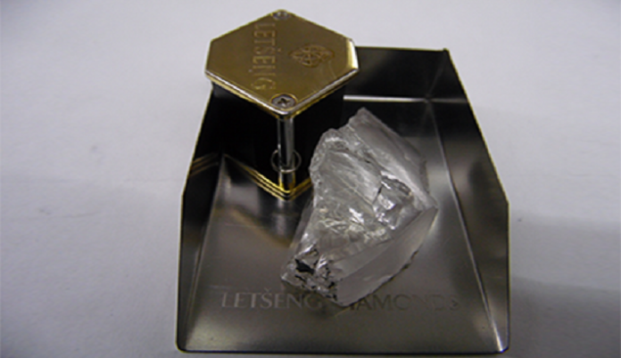Gem Diamonds Recovers Exceptional 183 Ct Diamond at its Letšeng Mine in Lesotho