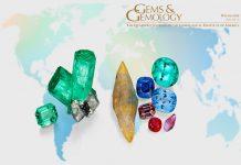Gems & Gemology Devotes Winter 2019 Issue to Colored Stone Origin