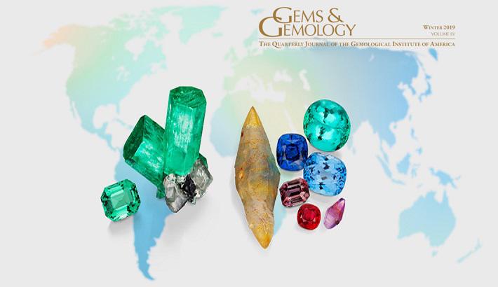 Gems & Gemology Devotes Winter 2019 Issue to Colored Stone Origin
