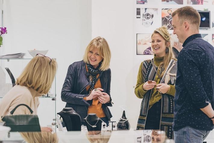 Jewellery & Watch opens 2020 show doors