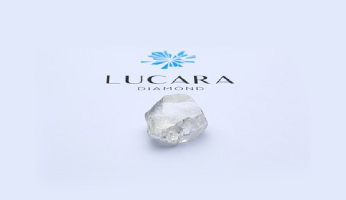 Lucara Recovers Exceptional 549 Carat White Gem Diamond from Karowe Mine