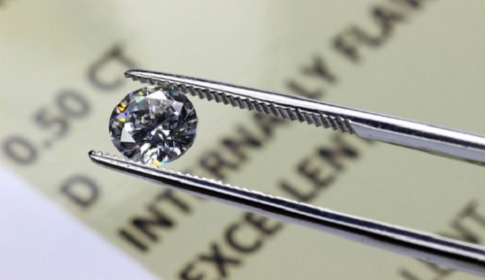 Polished Diamond Index Begins Year on Stable Footing