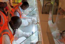 Coronavirus Lucara's Large Stone Sale Under Threat