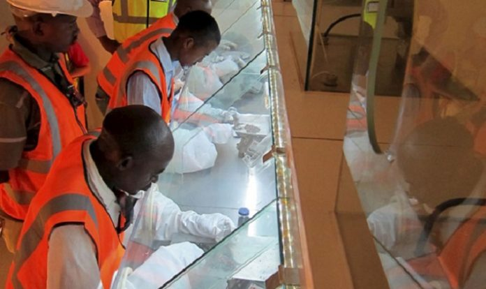 Coronavirus Lucara's Large Stone Sale Under Threat