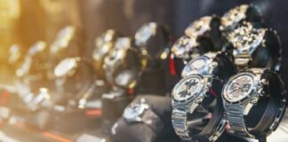 Swiss watch exports down 81% in April