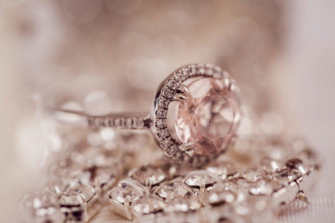 Brown Diamond Ring Jewelry