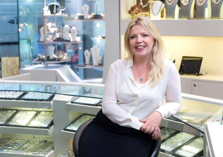 Womens Jewellery Network founder Victoria McKay