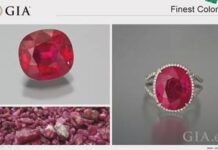 GIA India Offers Knowledge Webinar on 'July Birthstone: Ruby'