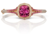Alexia Connellan's Valentine's Day Capsule Collection Features Magnificent Pink Jewels