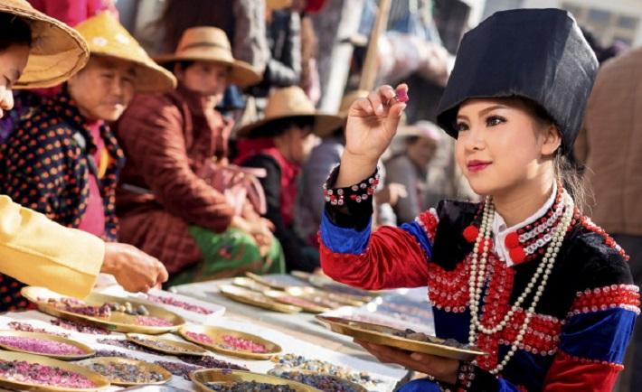 US Sanctions Block Myanmar's Gemstone Exports
