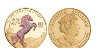 Australia Mints Pink Diamond Coins Worth $195,000