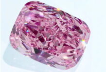 Largest Purple-Pink Diamond Could Fetch $38m