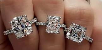 Sold, via WhatsApp, a $360,000 Diamond Ring
