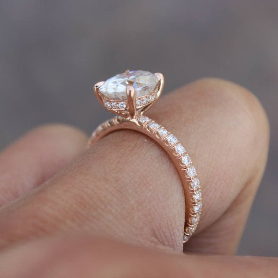These are the engagement ring styles trending in 2021 according to Google