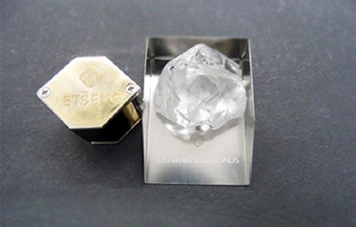 254-carat Diamond Recovered at Letseng